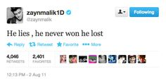 Who won at wii? Zayn or Liam? The world may never know