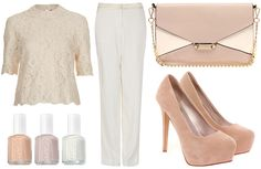 ANNAWII ♥ - WHITE AND NUDE