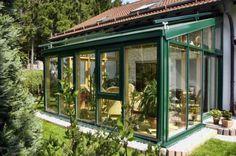 Зимний сад - райский уголок в доме (часть II).