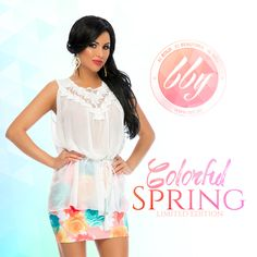 www.bby.ro Colorful, Spring