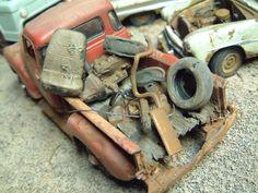 Truck Junkers « Model Cars