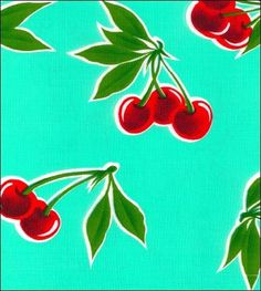 """New Print! 100% Genuine Oilcloth Durable, Weatherproof, Washable. Simply Wipe Clean With Soapy Sponge! By The Yard - 47"""" wide - $8.00 By The Roll - 47"""" wide - $75.00 (12 Yards per Roll - $6.25 per Yar"""