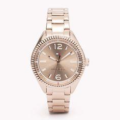 Tommy Hilfiger Tommy Hilfiger Watch - rose gold (Yellow / Orange) - Tommy Hilfiger Watches - main image