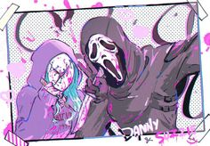 Scary Movie Characters, Scary Movies, Horror Movies, Horror Icons, Horror Art, Me Anime, Anime Art, Demon Manga, Chucky Horror Movie