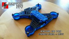 Two weeks left to get a 30% discount!  Early Birds ship as soon as Kickstarter funds clear.   https://www.kickstarter.com/projects/raptorfpv/raptor-190-racing-drone-fpv-quadcopter-frame