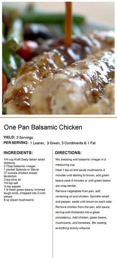 How To Eat Paleo, Food To Make, Green Diet, Lean And Green Meals, Lean Meals, Healthy Low Carb Recipes, Greens Recipe, Weight Watchers Meals, Diet And Nutrition