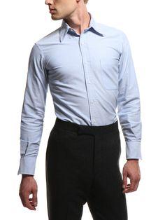 Thom browne oxford shirt