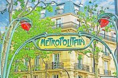 Photographer MITCHELL FUNK  Metropolitain Paris  ONE EYELAND