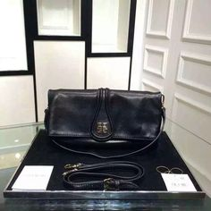 Givenchy Black Calfskin Clutch Shoulder Bag -Imported calfskin -Size  cm  Tips  I would really like to recommend this site http. 37bbfdb665164
