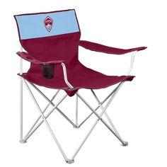 Colorado Rapids MLS Canvas Chair