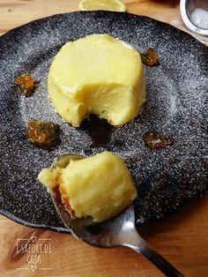 LATTE COTTO - dolce al cucchiaio