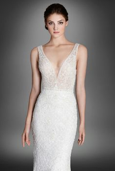 Vika Levina, Wedding Dress, JLM Couture
