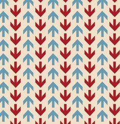 Detour – Arrows – Cream Reference: RB901 Fabric Width: 110cm