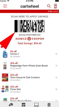 Top 25 Retail Coupons