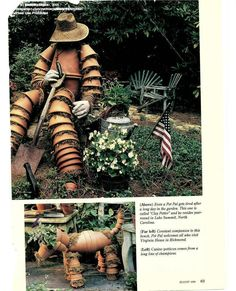 Photo of How To Make 'Pot People'~ I have been looking for this FOREVER!
