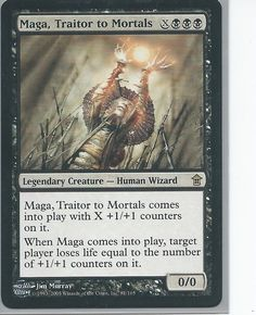 ~ Magic MTG Minamo Historian ~ Saviors of Kamigawa ~ Excellent FOIL Kaho