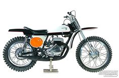 TOM WHITE'S TEN MOST COLLECTIBLE MOTOCROSS BIKES: NUMBER SIX
