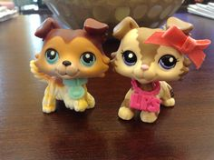 Oh so cute!!! I love littlest pet shop!!!!