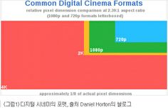4K 디지털 , 리얼 D, DMR