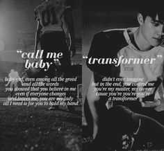 EXO Call Me Baby & Transformer
