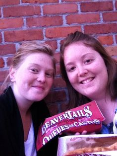 The best BeaverTails pastries are the ones shared with family :)  via @chelsey_black01