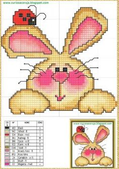 32 Ideas Embroidery Patterns Free Baby Punto Croce For 2019 Embroidery Patterns Free, Counted Cross Stitch Patterns, Cross Stitch Charts, Cross Stitch Designs, Cross Stitch Embroidery, Cross Stitch For Kids, Cute Cross Stitch, Cross Stitch Animals, Baby Motiv
