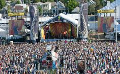 New Orleans Musical Jazz & Heritage Festival 2014
