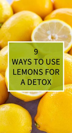 The world we are living in is loaded with dangerous toxins and chemicals, which negatively affect our health, and lead to various ailments and diseases. However, the toxins we are exposed to can be eliminated with the help of numerous natural foods. We suggest the following detox method sung only one fruit- lemon. Lemons offer… Herbal Remedies, Home Remedies, Natural Remedies For Ed, Health Tips, Health And Wellness, Health Benefits, Face Care Tips, Health Insurance Plans, Health Education