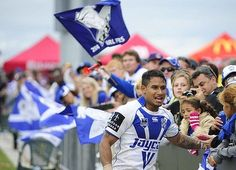 Benny Barba!!! Canterbury Bulldogs