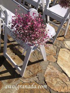 Carmen de los Chapiteles - AWOL Granada - A Wedding of a Lifetime - Granada, Spain Wedding Set Up, Wedding Ceremony, Wedding Venues, Reception, Travel Through Europe, Granada Spain, Beautiful Gardens, Four Square, Wedding Planner