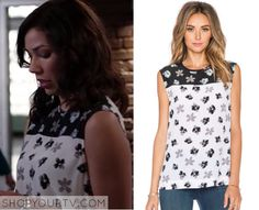 Angela Montenegro - I like her style   Fashion, Clothes, Style and Wardrobe worn on TV Shows   Shop Your TV