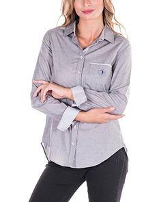 SIR RAYMOND TAILOR Camicia Donna  [Grigio]