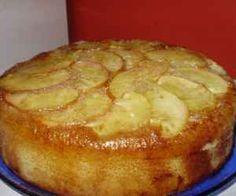 Receita de Bolo torta de maçã - Show de Receitas