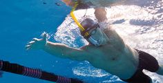 A Swimmer's Snorkel is what every swimmer from beginner to professional should have in their gear bag