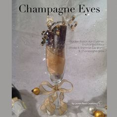 Champagne Eyes $13  Contact me to get yours today!!! Awelch8421@marykay.com  Www.marykay.com/awelch8421  Call or text (409)656-8771