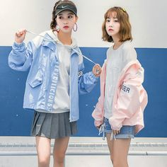 Top Japan Fashion & Korea Fashion & Asian Fashion Clothes And Accessories. Ulzzang Fashion, Harajuku Fashion, Kawaii Fashion, Cute Fashion, 90s Fashion, Girl Fashion, Fashion Outfits, Fashion Tips, Fashion Design