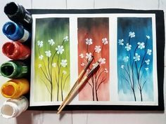 Pin On Poster Color Painting