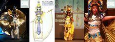 CLEOPATRA  Style & Handmade by ArtEcò Creazioni di Annalisa Benedetti  #artecòcreazioni #cleopatra #cosplay #theatercostume #egyptian #egypt