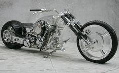 Harley Davidson Chrome Chopper
