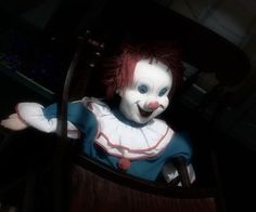 Clowns...