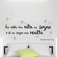 """""""Make your life a dream and a dream a reality"""" Antoine de Saint-Exupéry"""