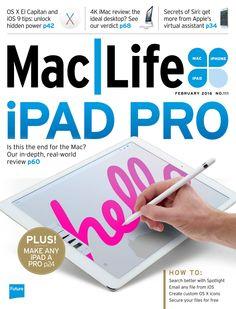 #iPad User Magazine #80. Turn any #iPad into a pro! Secrets of #Siri. Make more of OS X El Capitan and iOS 9. And more..
