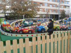 Cortylandia Goya plaza Felipe II, atracciones infantiles en Navidad para niños http://madridaldia.es/cortylandia-goya-madrid-felipe-ii-2014-2015-horario-actividades/