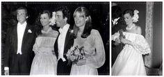 La modella Marisa Berenson, per le sue nozze con James Randall, sfoggiò un look Gipsy – Chic firmato Valentino . Era il 1976. Icon Bridal Dresses in Fashion History:  https://lucianolapadula.wordpress.com/2017/10/17/ten-iconic-bridal-dresses-across-100-years/