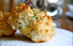 Healthy Cheddar Biscuits