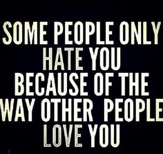 Soooooo so true! It's jealousy. never easy, however important to not be on the side of jealousy continuously.there simply isn't any payoff to it & will always be deter mental to your soul! Life Quotes Love, True Quotes, Great Quotes, Quotes To Live By, Funny Quotes, Inspirational Quotes, Funny Humor, Quotes Quotes, Jealousy Quotes