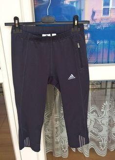 Kup mój przedmiot na #vintedpl http://www.vinted.pl/damska-odziez/odziez-sportowa/14037448-spodnie-adidas-szare-stan-idealny-z-kieszeniami