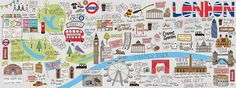 London Calling by Rena Ortega