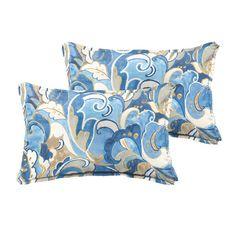 Found it at Wayfair - Swenson Indoor/Outdoor Lumbar Pillow
