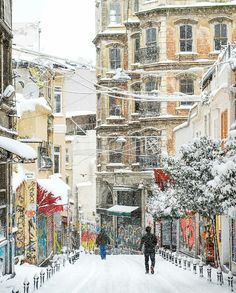 Tünel - Karaköy- istanbul..  Want to see the world and know someone looking to make a hire? Contact me, carlos@recruitingforgood.com